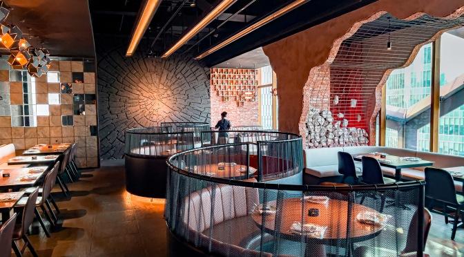 CARBON Restaurant – MD PLACE, Setiabudi, Jakarta